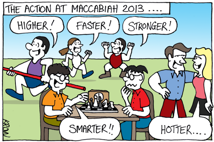 July-19-2013---The-action-at-Maccabiah---web
