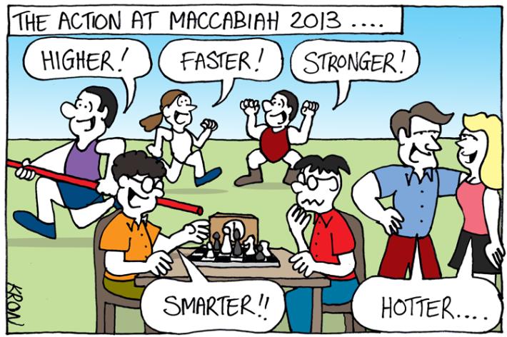 July-19-2013---The-action-at-Maccabiah---web