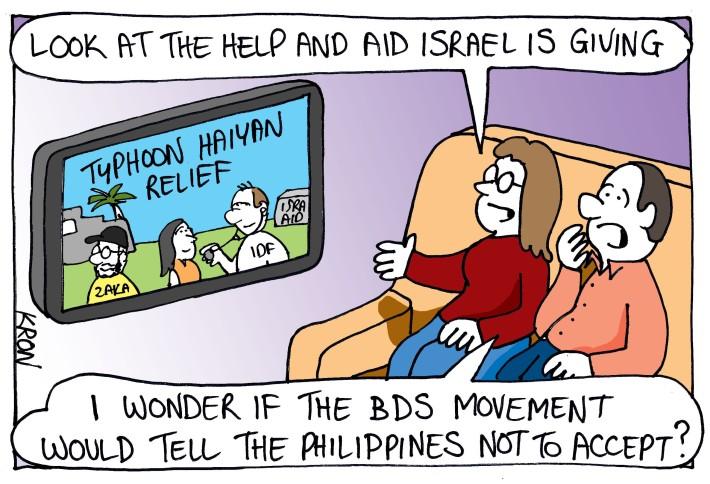 November 21 2013 - Israel and Philippines - web