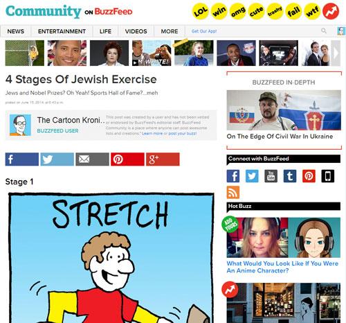 BuzzFeed-Screenshot